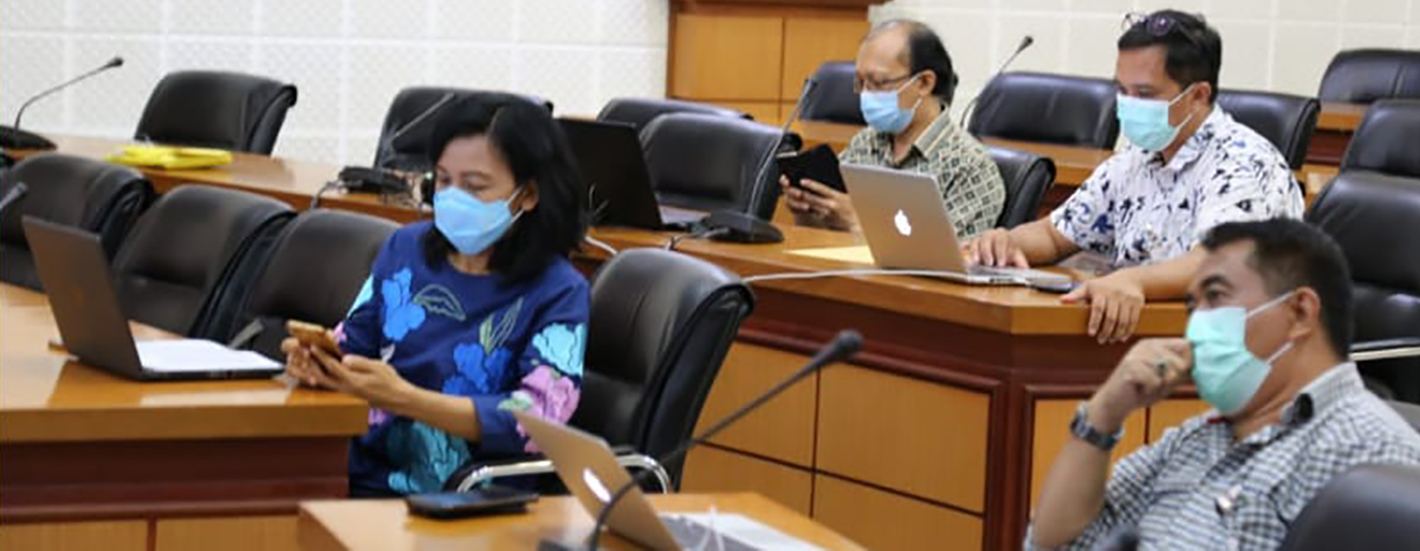 Rapat Finalisasi Dokumen Akreditasi Program Studi Doktor Ilmu Kedokteran
